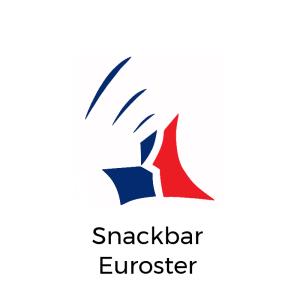 Snackbar Euroster