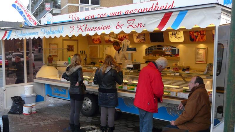 Volendammer Vishandel J. Kluessien & Zn